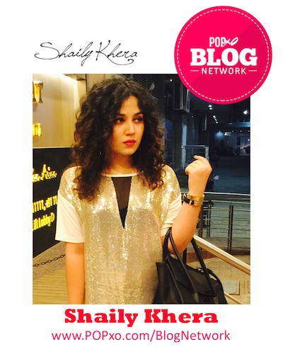Shaily Khera Of Confessionz Of A Closet Joins The POPxo Blog Network