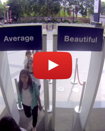 Average Or Beautiful? How Do YOU See Yourself?