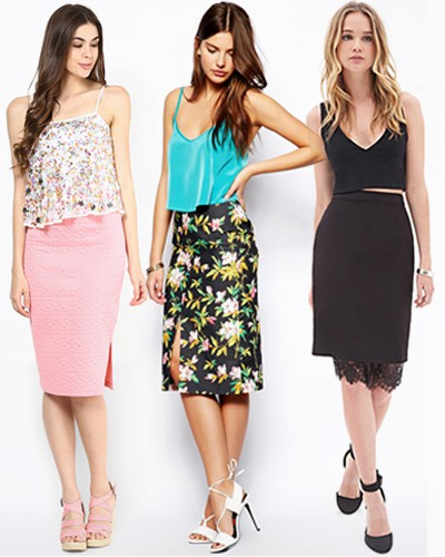 Sexy, Cute, Chic? 10 Pencil Skirts That Have You Covered!