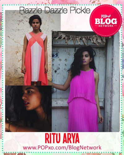 Ritu Arya Of Razzle Dazzle Pickle Joins The POPxo Blog Network