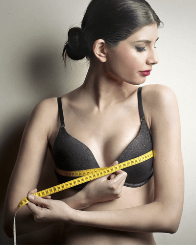 A, B, C, D...? How To Measure Your EXACT Bra Size At Home!