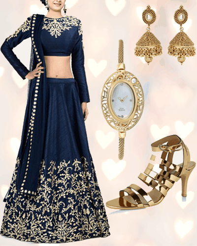 #ShaadiStyle: How To Look Fabulous At Your BFF's Engagement!