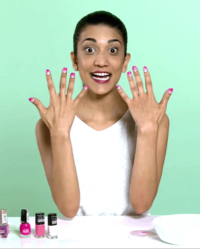 Mad About Manicures? Here's How To Get Ombre Nails At HOME!
