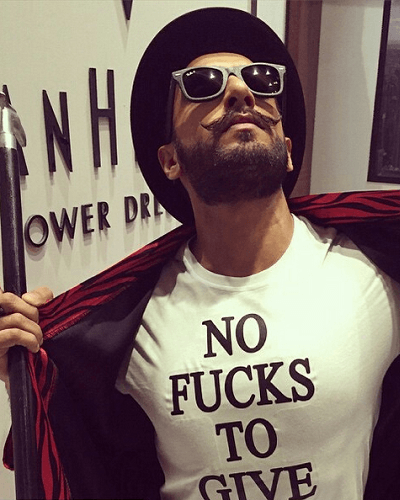 #MustWatch: Ranveer Singh Gets CRAZY & We LOVE Him For It!