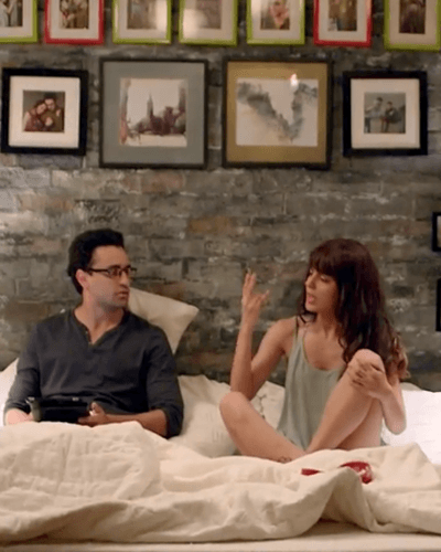 #KattiBatti: Fight With Him. Because Making Up Is AMAZING!
