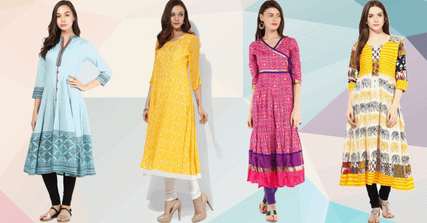 #DesiGirl: 11 STUNNING Anarkalis For Less Than Rs 1,000!