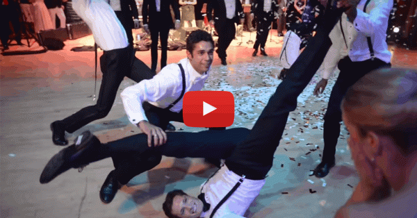#Aww: Who Says Only Bollywood Men Can Rock The Shaadi Dance?!