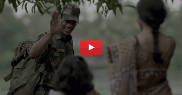 A Soldier Returning Home: This Video Will Melt Your Heart!