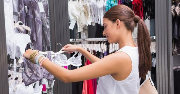 8 Signs It's Time To Go Lingerie Shopping - Seriously!