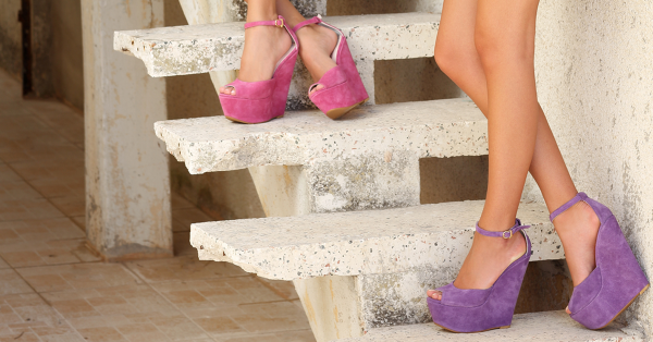 FINALLY! 10 Amazing Heels That WON'T Kill Your Feet!