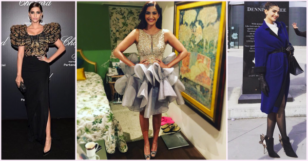 7 Dresses Inspired By Sonam Kapoor, The Fashion Diva!