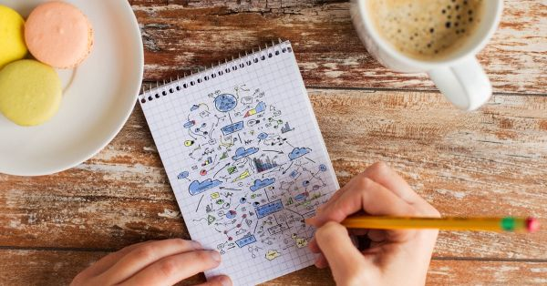 Love To Doodle? Here's What The Pics You Draw Really Mean!