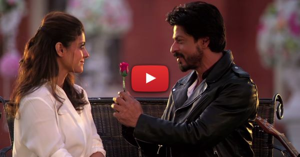 #Aww: SRK & Kajol Still Have That DDLJ Spark!