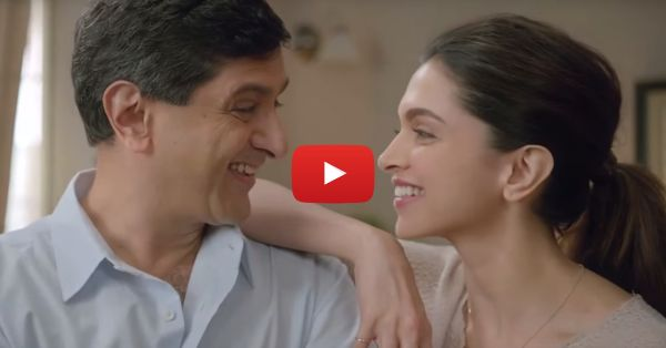 #Aww: This Video With Deepika & Her Dad Will Melt Your Heart!