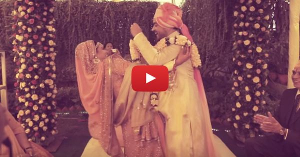 Crazy Groom + Adorable Bride = The CUTEST Wedding!!