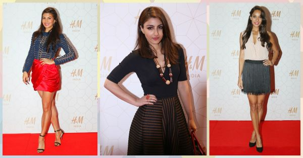 8 Celebs Who Gave Us MAJOR Fashion Goals At The H&M Launch!
