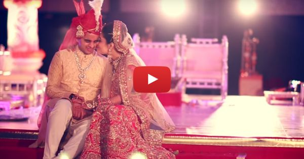 Long Distance Romance To A Beautiful Wedding - Watch Their Story!
