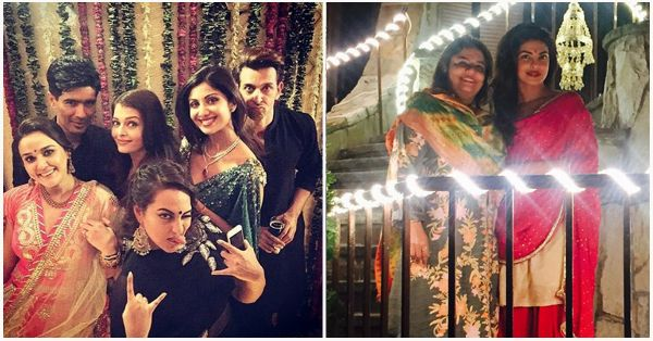 #Aww: Our Fav Celebs Posted The Most ADORABLE Diwali Pics!