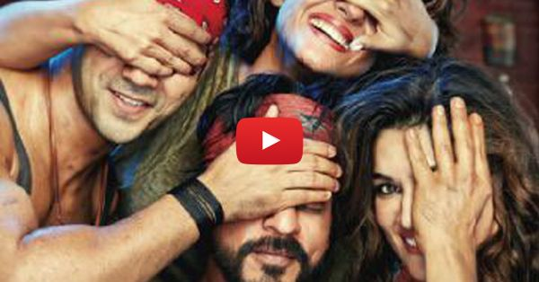 Romance, Comedy, Drama... The Dilwale Trailer Has EVERYTHING!!