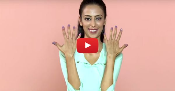 Super Cool Nail Art At Home? This Is How!