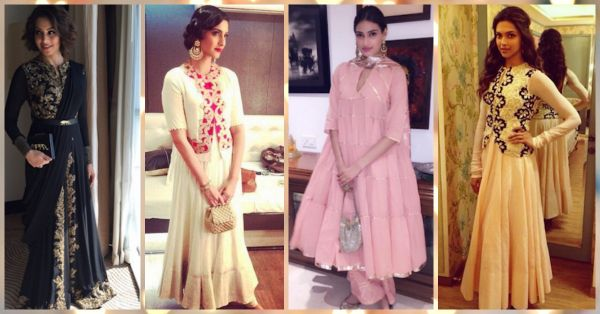 7 Simple Ways To Make Your Old Anarkali Look Fab And Different!