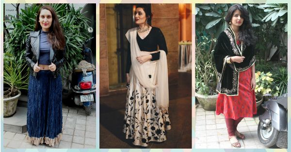 6 Fab Ways To Style Your Indian Clothes In Winter!