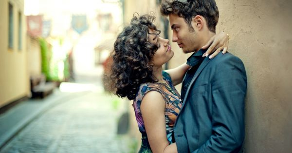 13 Things About Kissing We Bet You Didn't Know!
