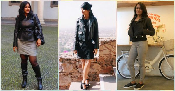 How To Style A Black Leather Jacket For EVERY Occasion!