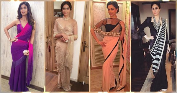 10 Amazing (And Different) Ways To Style The Same Old Sari!