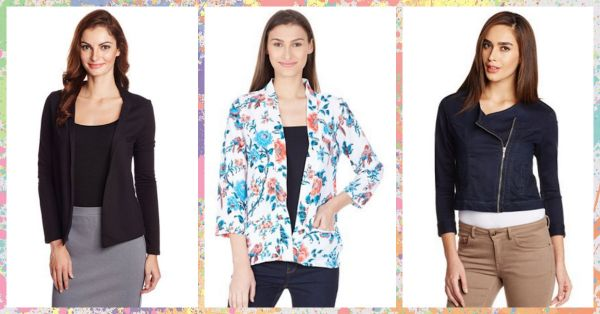 We Found The Most Stylish Jackets For YOUR Figure!