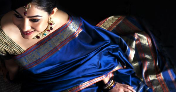 7 Beautiful Sarees That You'll Always Look Elegant In!