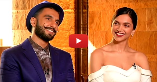 Deepika Talks About Love, Life And Ranveer: It's A MUST Watch!