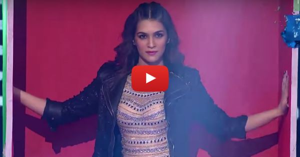 Kriti Sanon is SIZZLING In This Spectacular Performance!