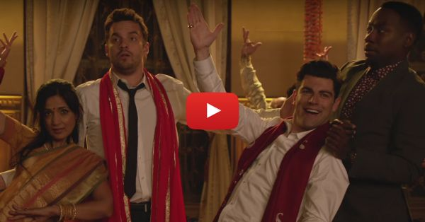 When Hollywood Dances To Bollywood: This Video Is A MUST Watch!