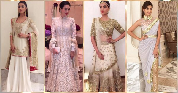 White At A Wedding? Let Your Fav Celebs Inspire Your Look!
