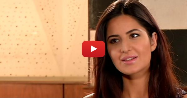 This Is What Katrina Kaif REALLY Thinks About Love!