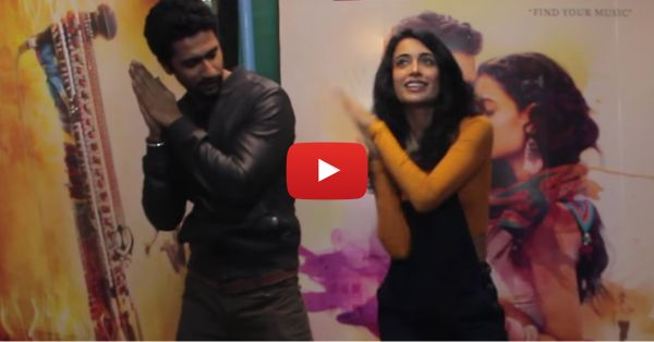 THIS Is How To Learn The Dance Steps To A Bollywood Song!