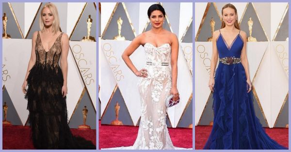 Oscars 2016: The 10 Most FABULOUS Academy Awards Looks!!