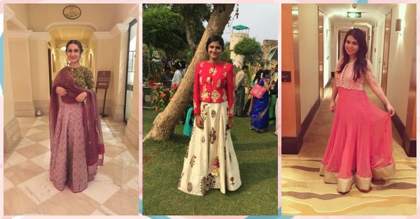 This Is What Team POPxo Wore This Shaadi Season!