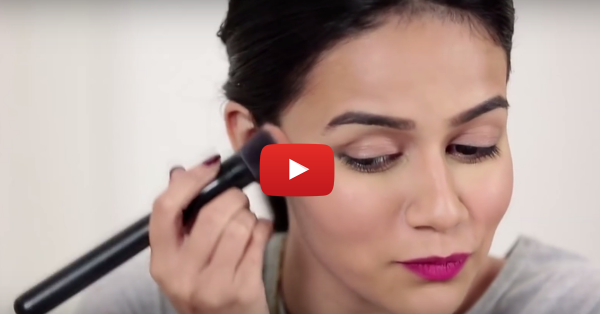 4 Simple Tricks To Get Your Base & Blush JUST Right!