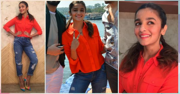 How To Steal Alia's Super Fun Look For Your College Fest!