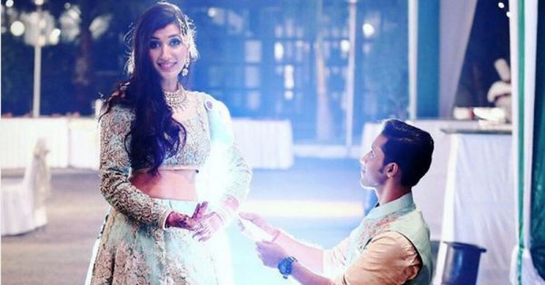 Durjoy Datta's EPIC Proposal Led To An Even Better Wedding!!