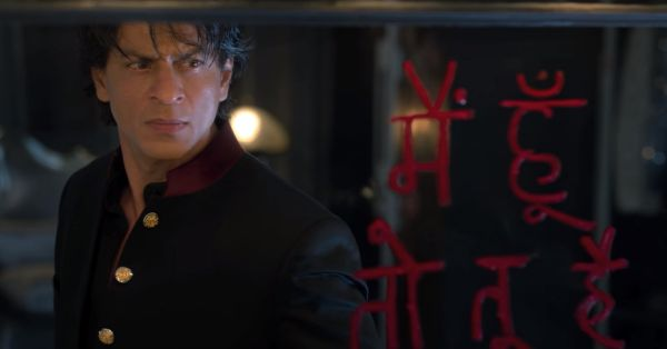 Shah Rukh's FAN Is Gonna Be A Thriller That's Scary As F***!