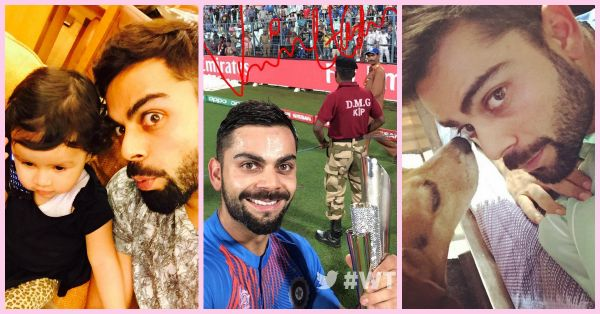 11 Reasons Virat Kohli Would Make An AMAZING Husband!