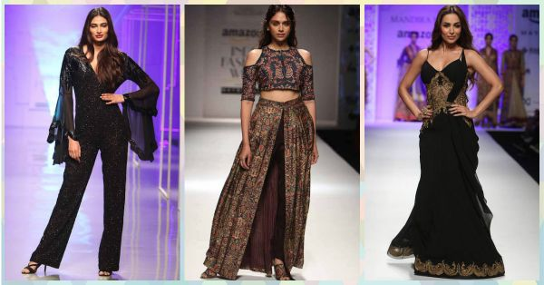 5 Stunning Showstoppers At The Amazon India Fashion Week!