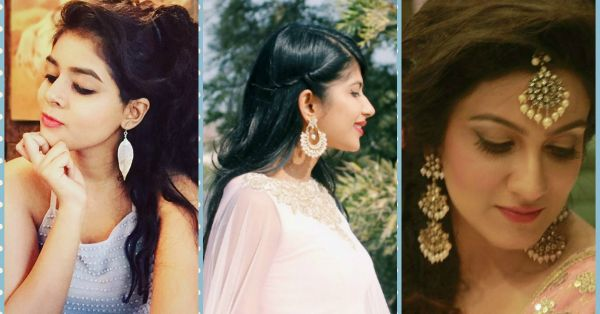 Gorgeous Earrings For Every Shaadi Function: Team POPxo's Favs!