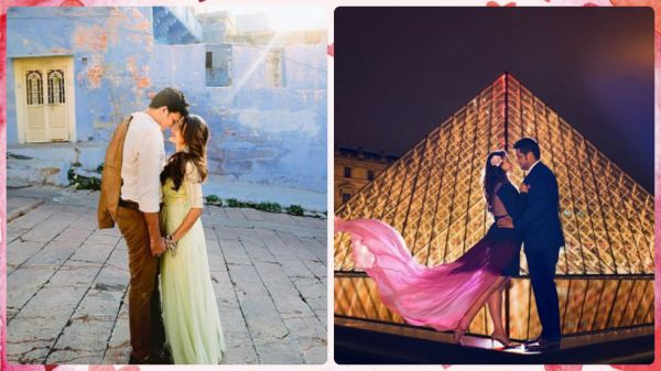 7 Pre-Wedding Photoshoot Ideas for an Awe-Inspiring Output!