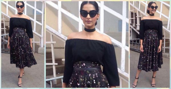 How To Steal Sonam's Stylish Look For Your Farewell After-Party