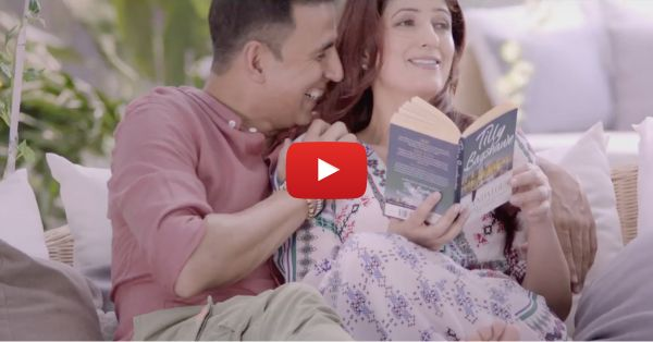 #Aww: Twinkle & Akshay Are SO Adorable In This Video!