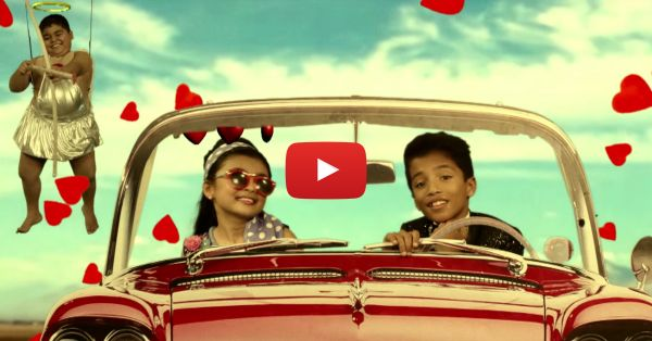 #Aww: This Adorable Love Song Will Make Your Heart Melt A Bit!